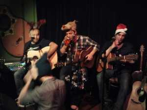 Songwriters Circle of Jerks Dec 2012