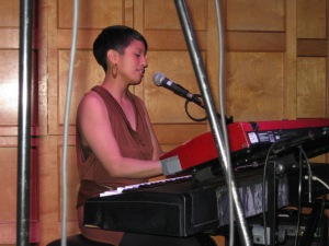Tania Joy CD launch 002