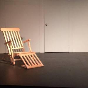 scotland road deck chair!