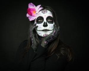Tracey Erin Smith - 'Memento Mori' Glamour Sugar Skull