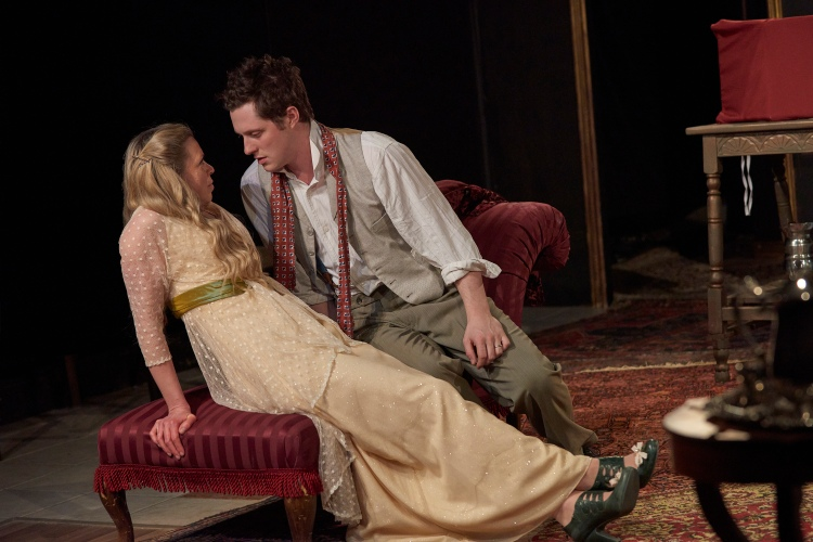 Creditors - Noah Reid & Liisa Repo-Martell - Coal Mine Theatre - Photo By Michael Cooper13