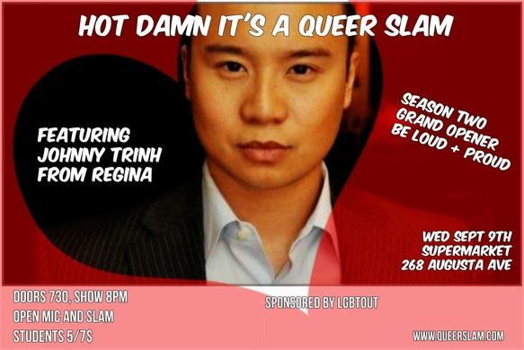 queer slam