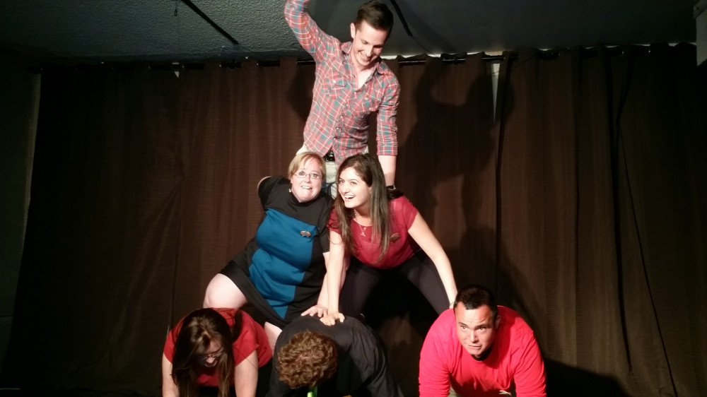 Wacky, trippy good times with stand-up, sketch, music & improv in The Dandies' HolodeckFollies