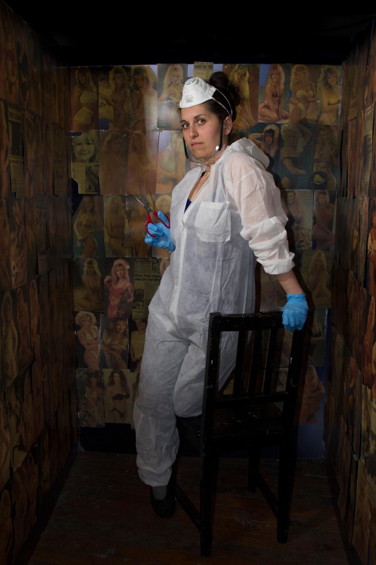 Toronto Fringe: Peeling back the layers in the funny, frank, insightful feminist excavation OperationSUNshine