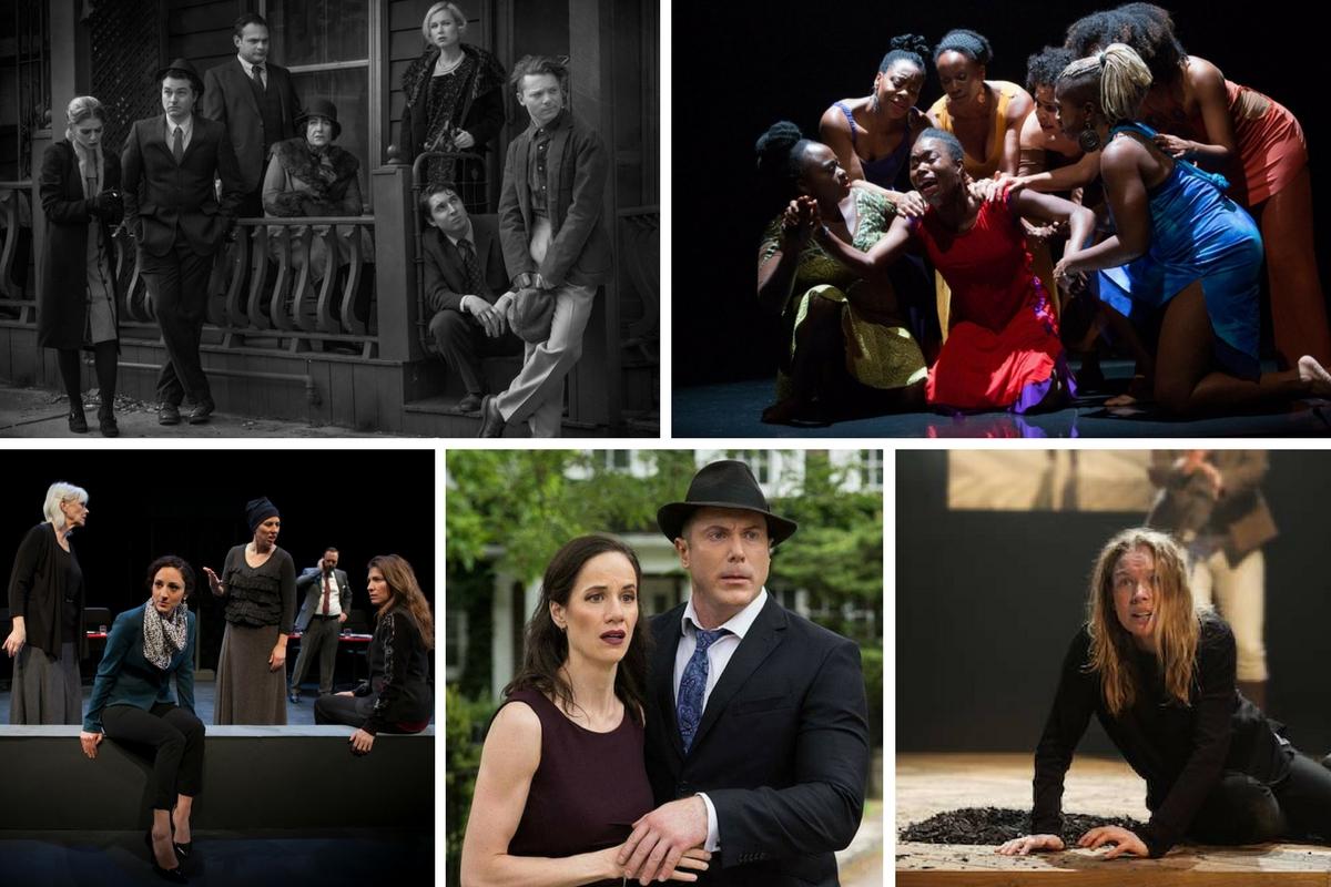 Top 10 theatre2017