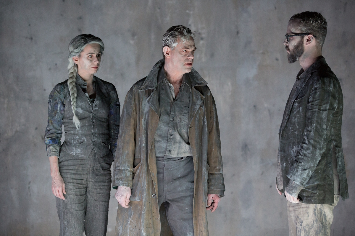 Sacrifices, stories & souls in Soulpepper's startling, lyrical, theatrical Idomeneus