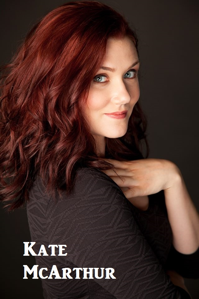Kate McArthur Headshot