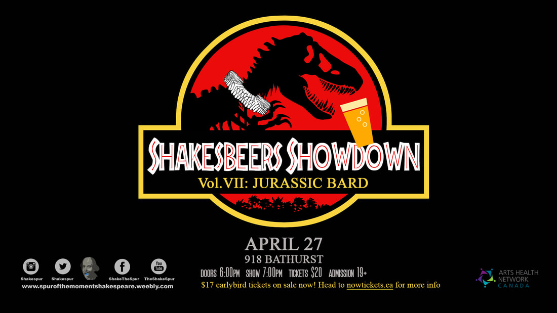Shakesbeers Showdown 2018: Meet contestants Kaitlyn Riordan & Chanakya Mukherjee