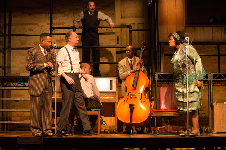 Culture, identity & the meaning of the blues in Soulpepper's powerful, entertaining Ma Rainey's BlackBottom