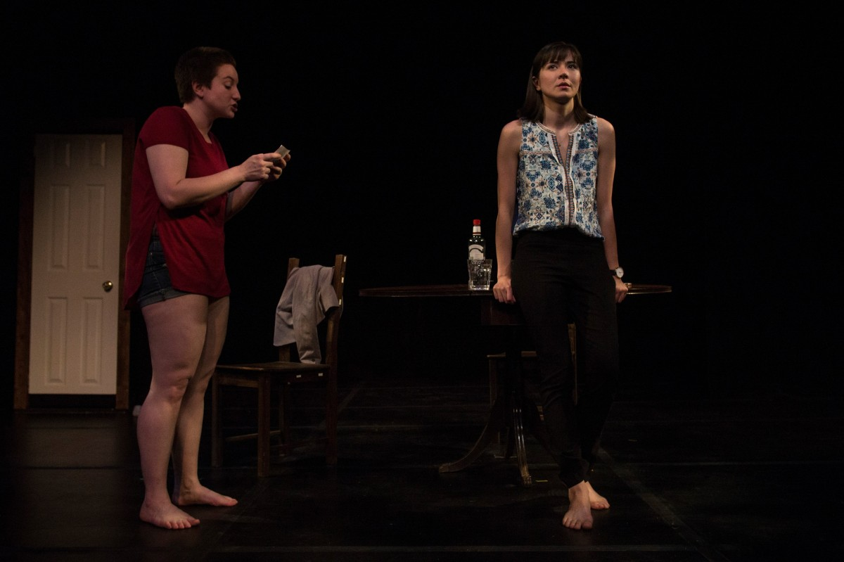 Toronto Fringe: Turning up the heat in a complex power struggle in the gripping, darkly funny Anywhere