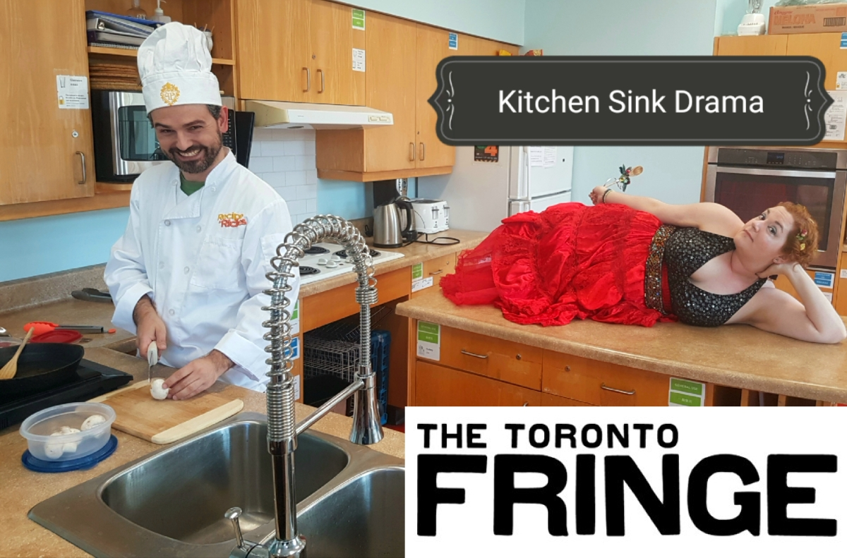 Toronto Fringe: Bitterness, revenge & romance in four delicious courses in Kitchen Sink Drama