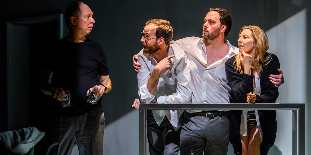 Absurd, uncomfortable & ultimately human interactions in the darkly funny, unsettling Little Menace: Pinter Plays