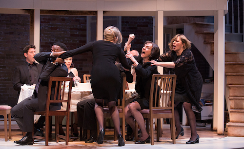 Secrets revealed & dreams denied in the ferociously funny, deeply poignant August: Osage County
