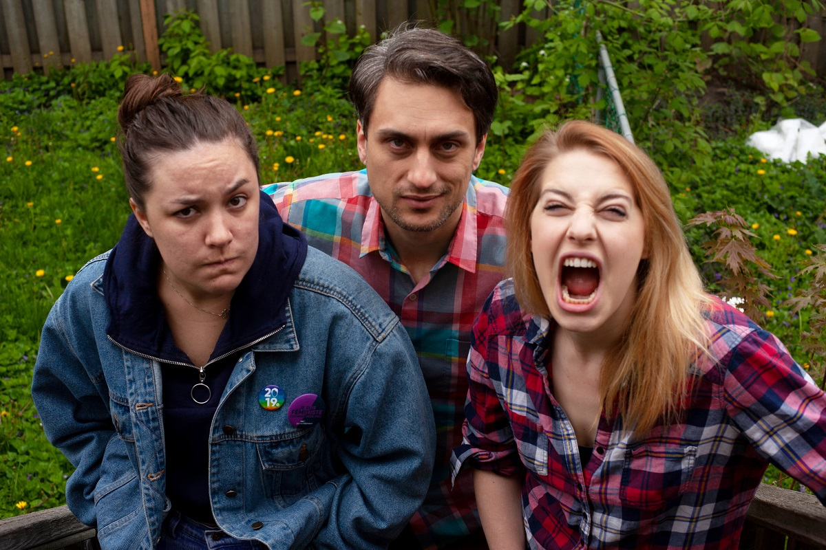 Toronto Fringe: Into the mouth of the sea lion with the absurd surreal sketch comedy of Swallowed Whole