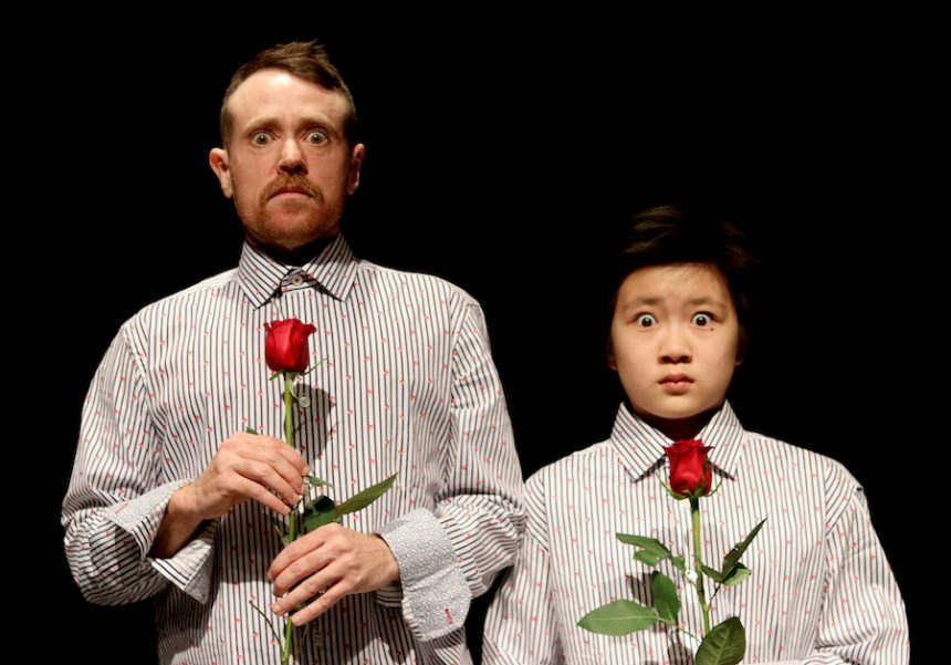 SummerWorks: Relationship wisdom from the mouths of babes in the playful, surprising & moving CHILD-ISH