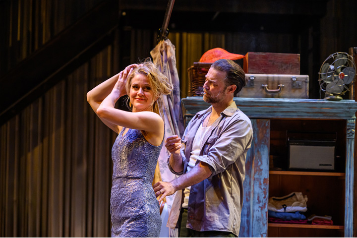 Desperation, desire & cruelty in the ferocious, electric, heart-breaking A Streetcar Named Desire