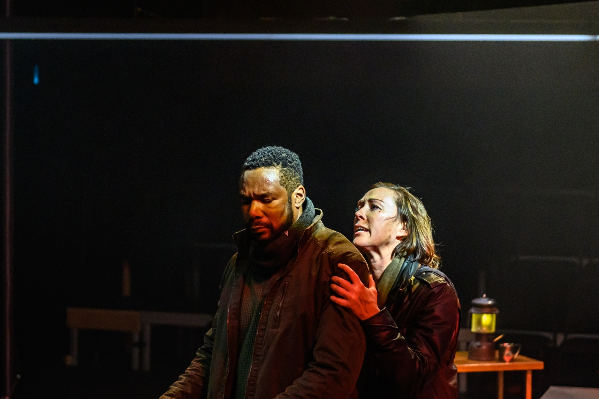 A gripping contemporary take on a classic in the powerful, chilling, resonant JuliusCaesar
