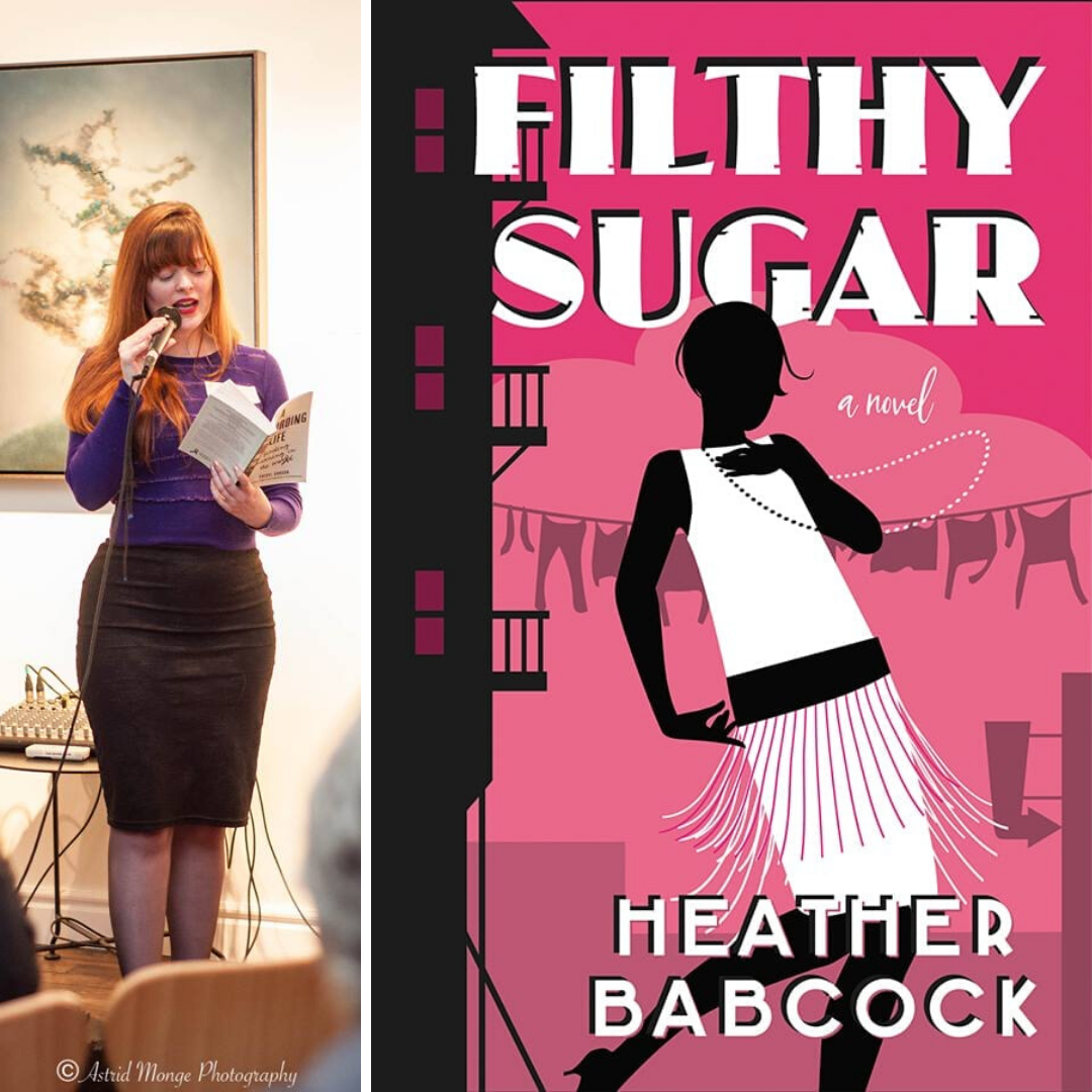 A sneak peek at Heather Babcock's debut novel Filthy Sugar